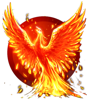 Download free png photo. Bird clipart phoenix