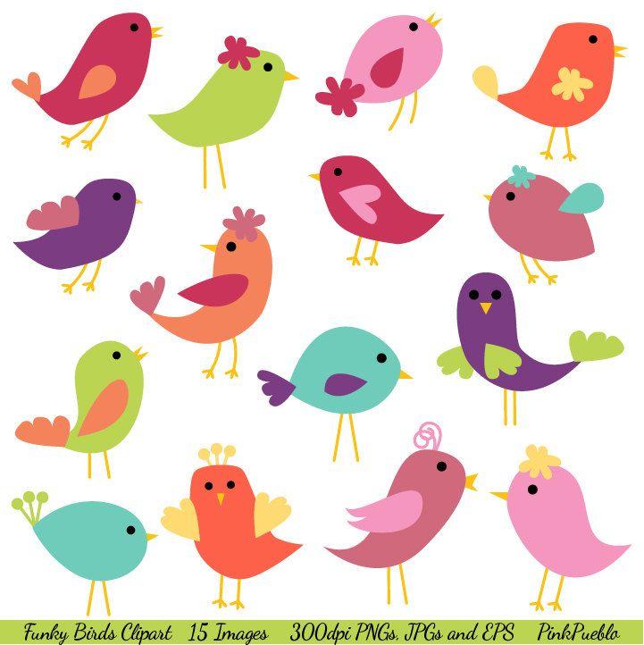 chick clipart bird