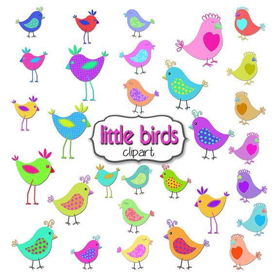 Birds clipart rainbow. Bird bright colors and