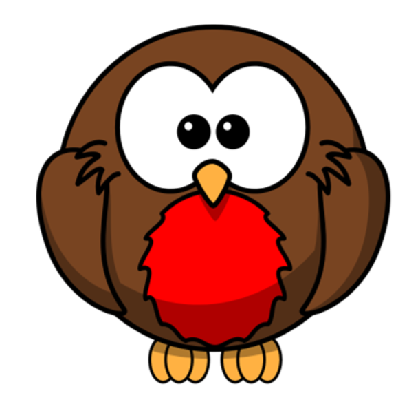 Bird clipart red robin. Cartoon free images at