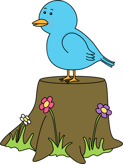 Bird clipart tree. Clip art images on