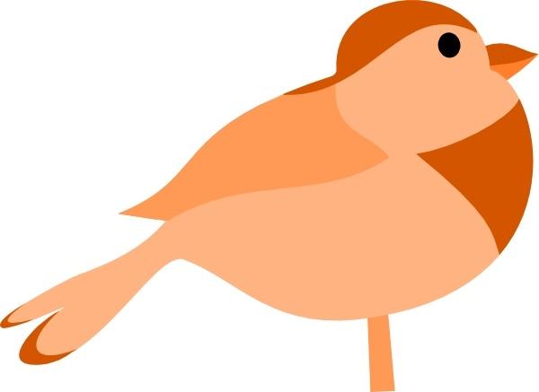 Bird clipart vector. Little clip art free