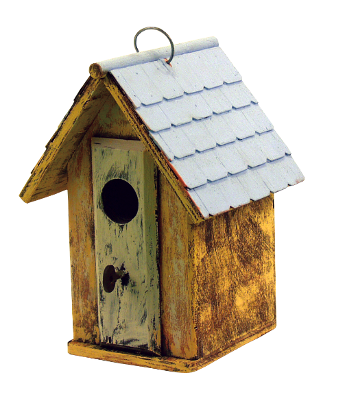 Lock key birdhouse barnstorm. Bird house png