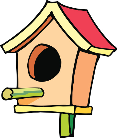 Birdhouse clipart. Free download best on