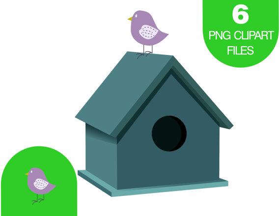 birdhouse clipart animal house
