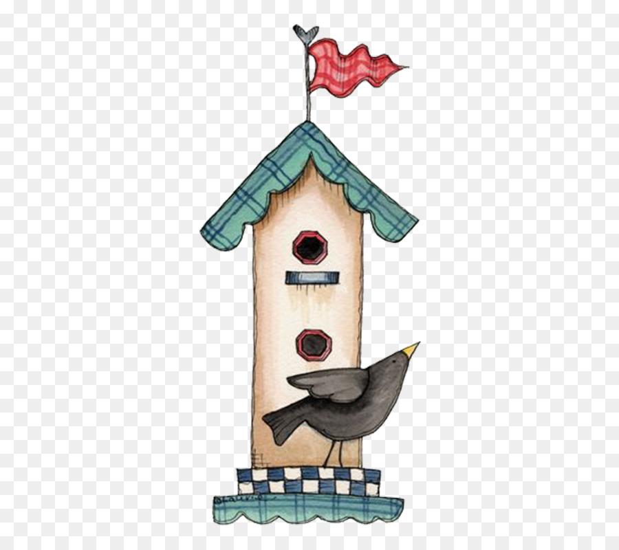 Birdhouse clipart bird box. Feeder nest clip art