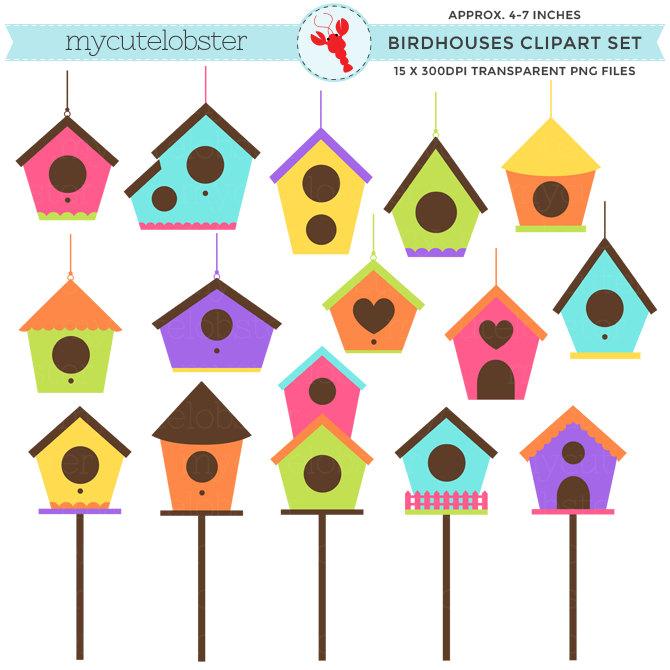 birdhouse clipart bird table