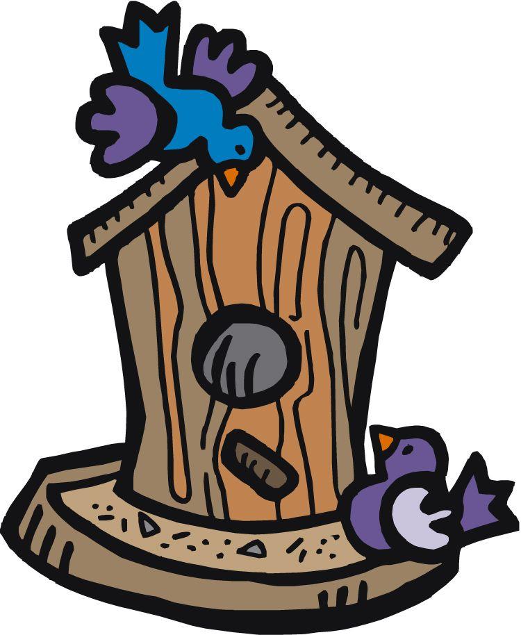 birdhouse clipart birdfeeder