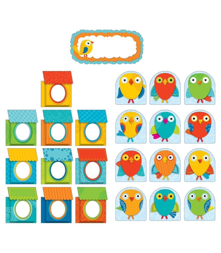 Birds birdhouses bulletin board. Birdhouse clipart boho bird