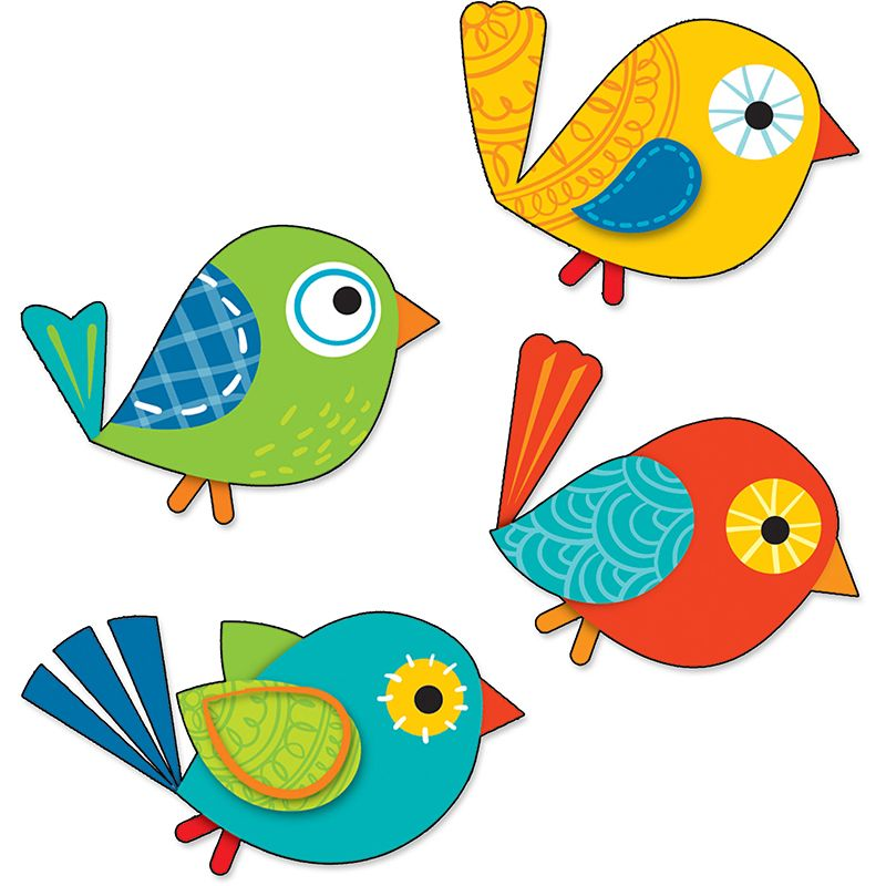 Boho clipart themed. Bird clip art google