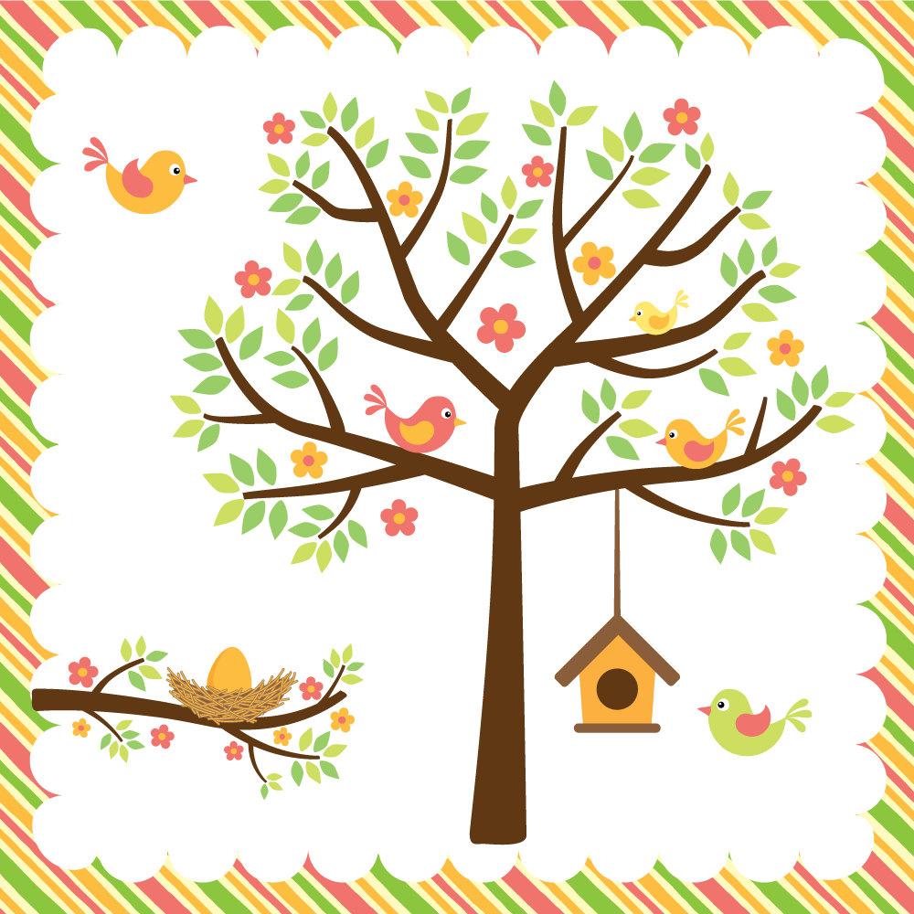 Birdhouse clipart branch. Free download best on
