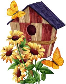best birdhouses images. Birdhouse clipart butterfly house
