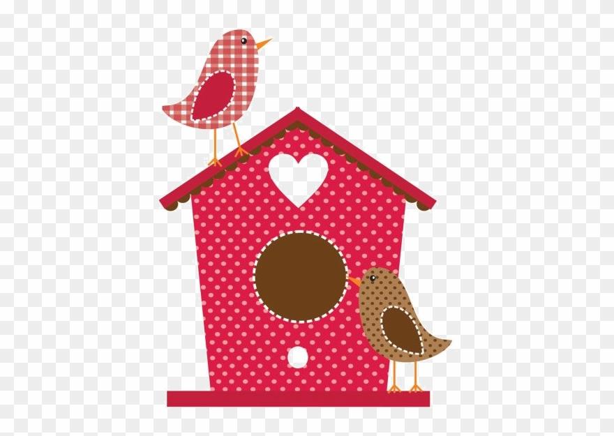 Png download . Birdhouse clipart couple bird