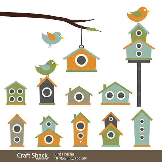 best bird house. Birdhouse clipart craft