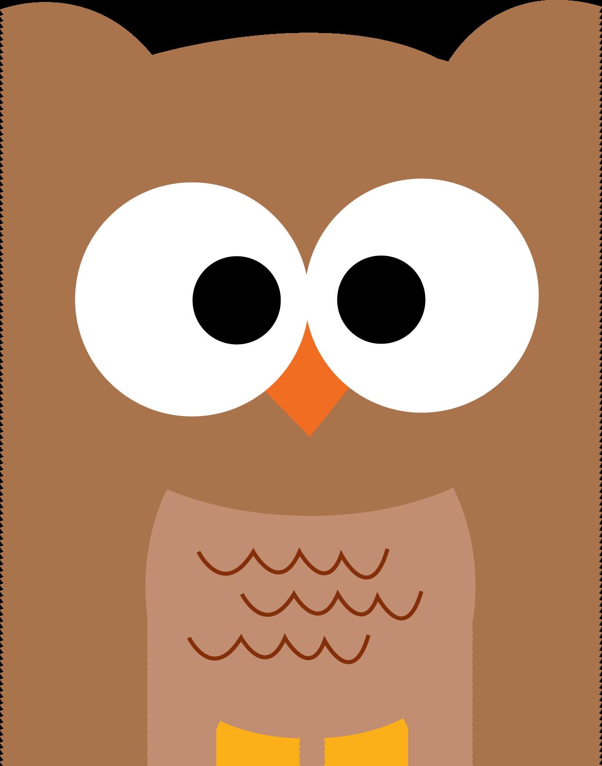 Teachers give a hoot. Birdhouse clipart owl
