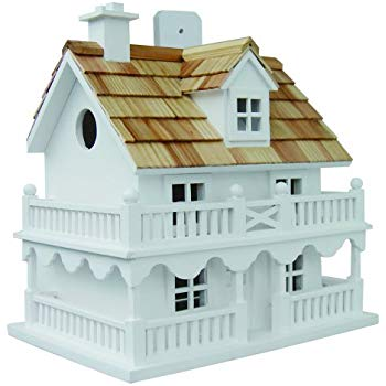 Birdhouse clipart pigeon house. Amazon com home bazaar