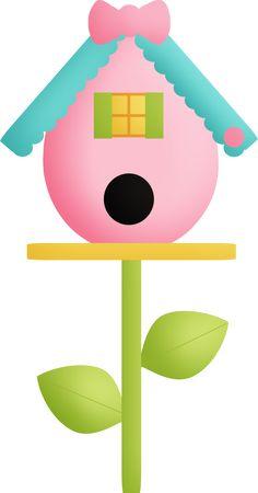Birdhouse clipart pink. Photo by duda cavalcanti