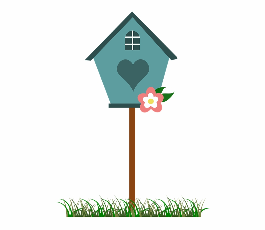 Download for free png. Birdhouse clipart printable