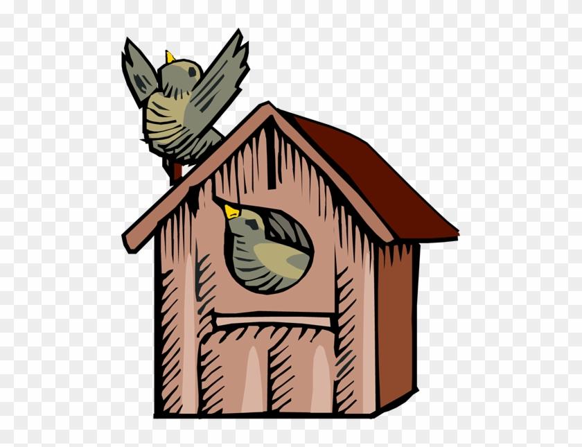 Country bird houses clip. Birdhouse clipart transparent