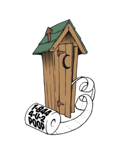 Products outhouse llc. Birdhouse clipart transparent