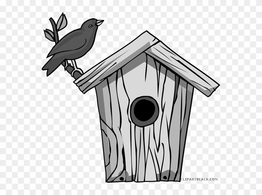 Birdhouse clipart transparent. Png bird house feeder