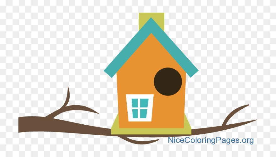 Picture library country bird. Birdhouse clipart transparent