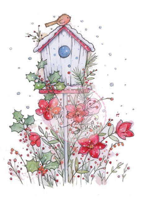 Birdhouse clipart vintage.  best clip art