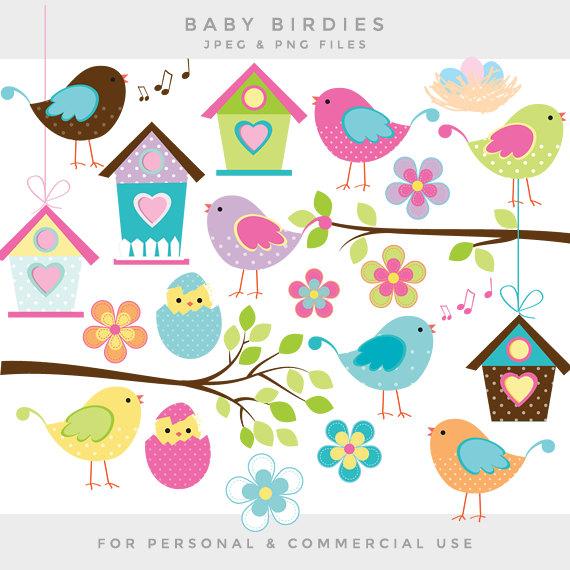 Birdhouse clipart whimsical. Bird little birds clip
