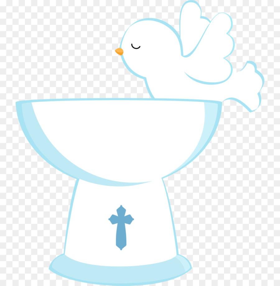 Sacraments of the catholic. Bird clipart baptism