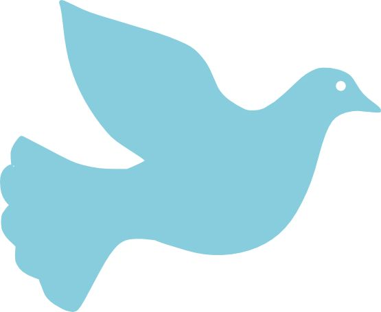 best birds images. Bird clipart baptism