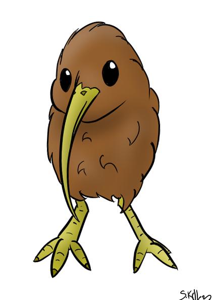 Kiwi clipart kiwi bird. Google search cartoons pinterest