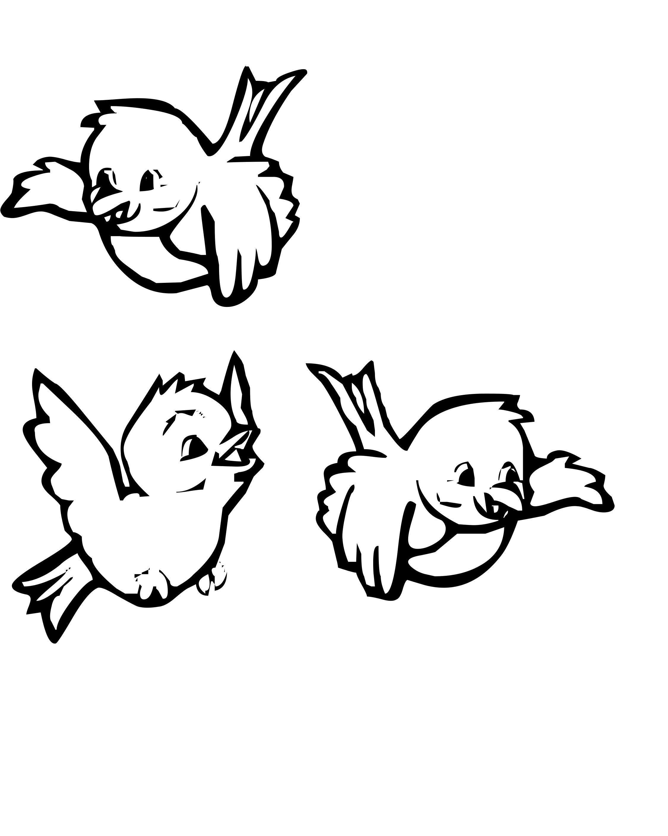 Birds clipart coloring. Spectacular idea bird pages