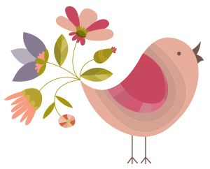 Birds clipart magical.  best painting images