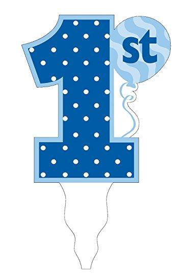 Birthday clipart 1st.  st best happy