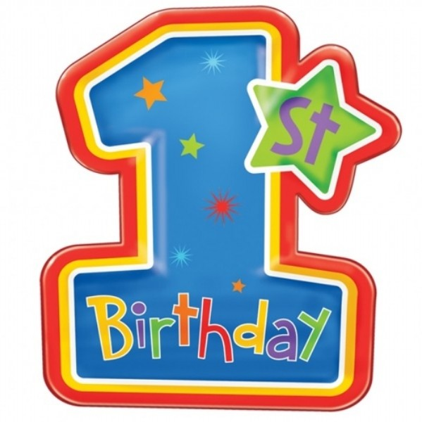 Birthday clipart 1st. Free first cliparts download