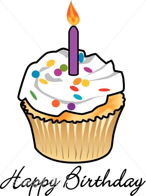 Church graphics sharefaith cupcake. Birthday clipart