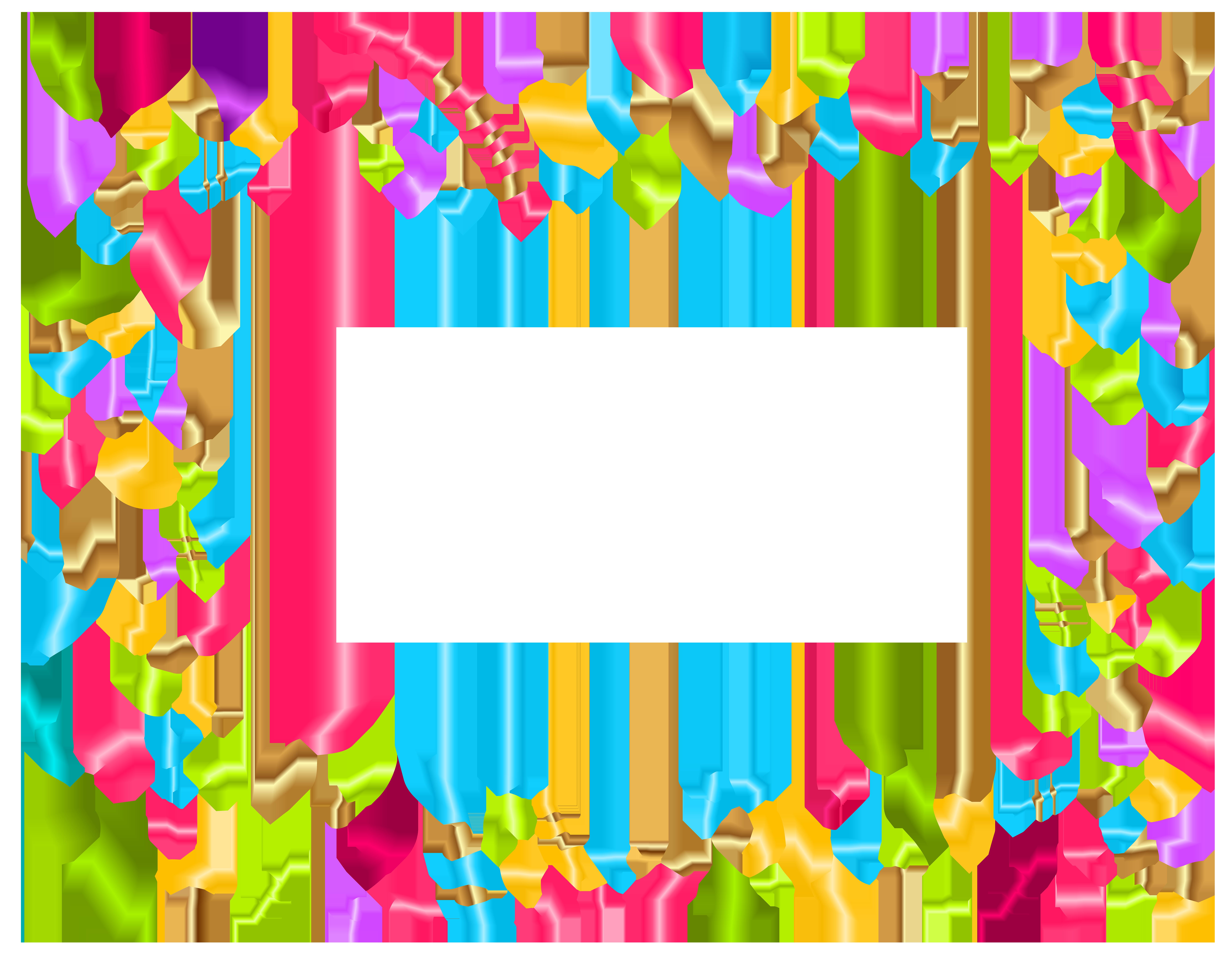 Party decoration clip art. Birthday clipart confetti