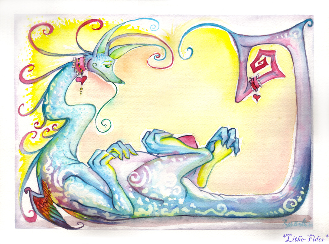 Happy by lithe fider. Birthday clipart dragon