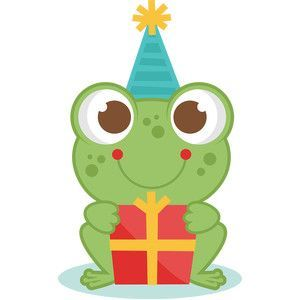 Clipart frog party. Silhouette design store view
