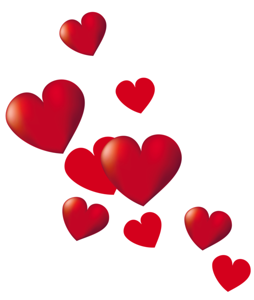 Hearts png picture corazones. Birthday clipart heart