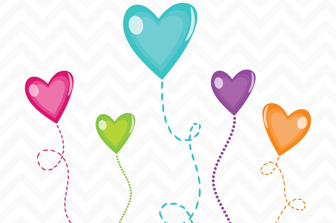 Clip art candy hearts. Birthday clipart heart