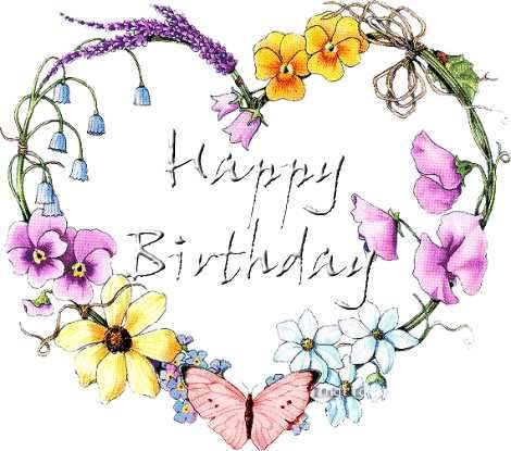 best images on. Birthday clipart heart