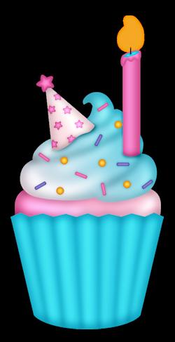 Birthday clipart muffin. Sd diva b daycupcake