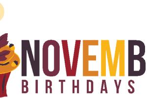Clipart birthday november. Portal