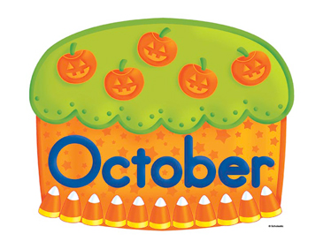 Cake printable clip art. Birthday clipart october