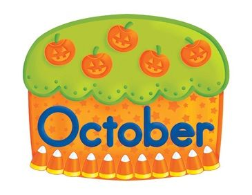 Hd images . Birthday clipart october