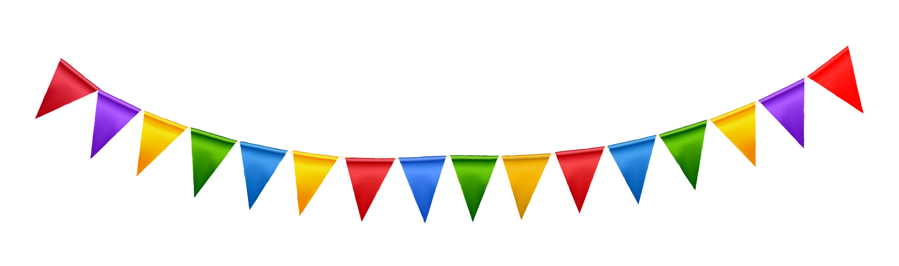 Streamers clipart. Party streamer transparent png