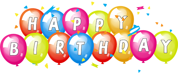 Birthday images png. Happy free download