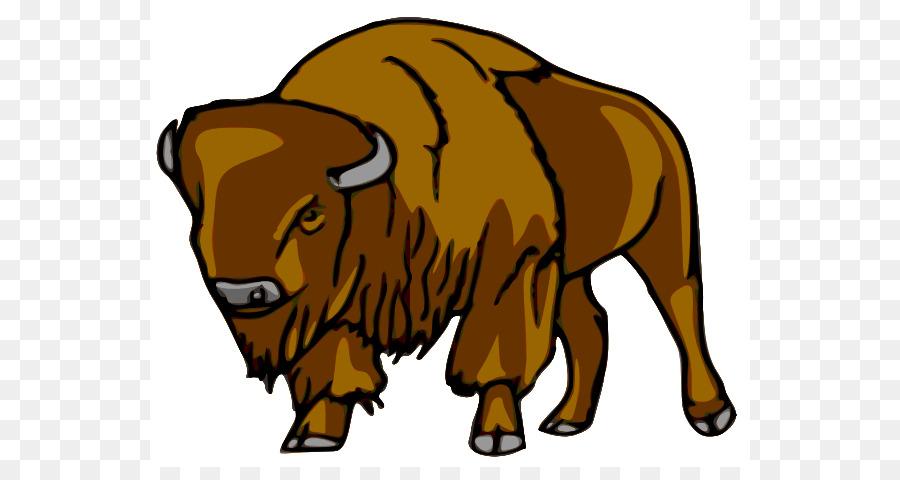 Clip art cartoon cliparts. Bison clipart american bison