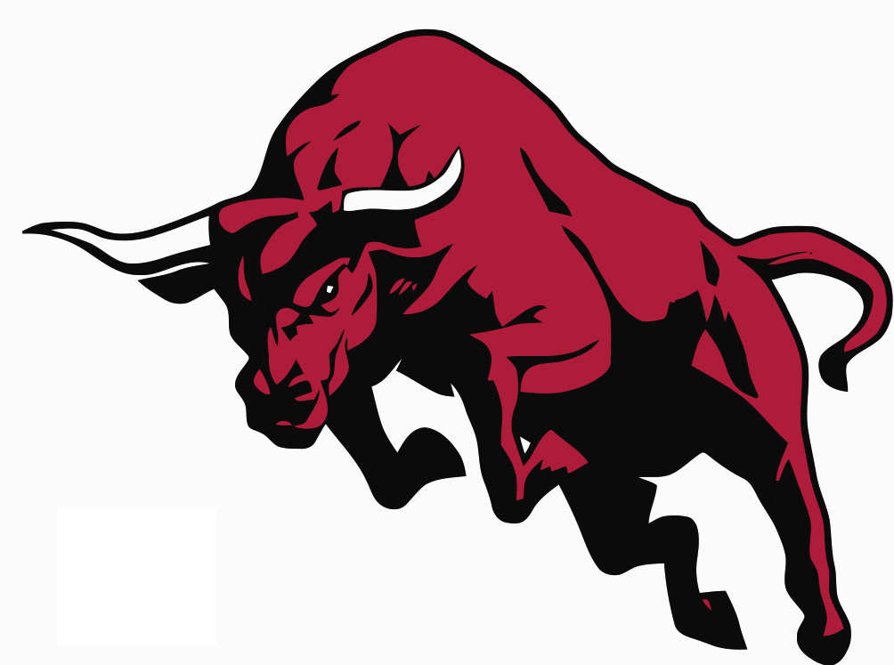 Bison clipart angry. Free mean bull cliparts